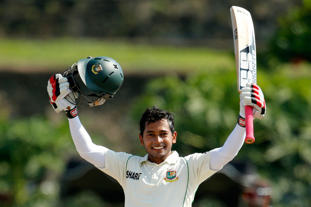 Mushfiq sets new records