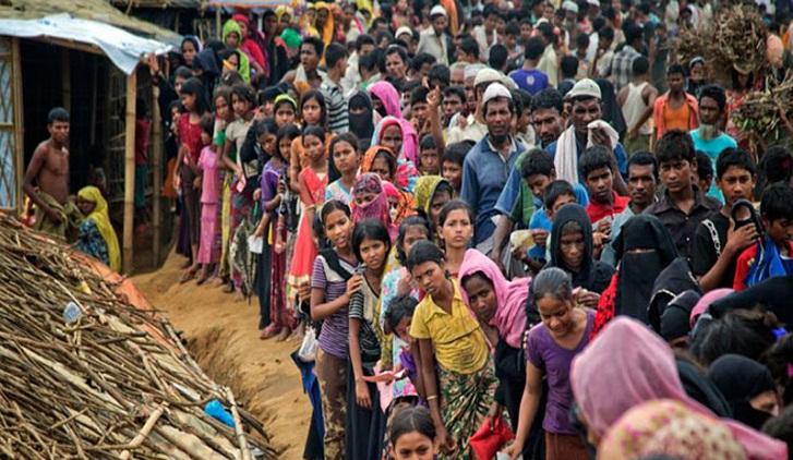 Bangladesh urges international community to keep up pressure on Myanmar