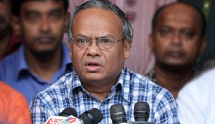 New election date aimed at keeping foreign observers at bay: BNP