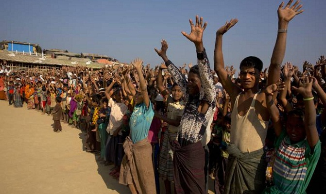 Dhaka hopeful of starting Rohingya repatriation Nov 15