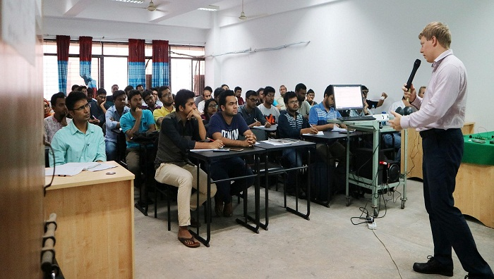 Workshop on nuclear power technology held at Buet