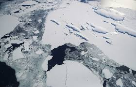 Modest warming risks 'irreversible' ice sheet loss, study warns