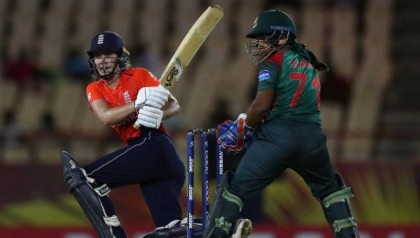 Women's World T20: Bangladesh suffer 2nd defeat losing to England by 7 wickets