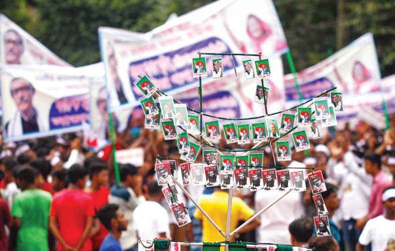 Awami League starts interviewing its aspirants