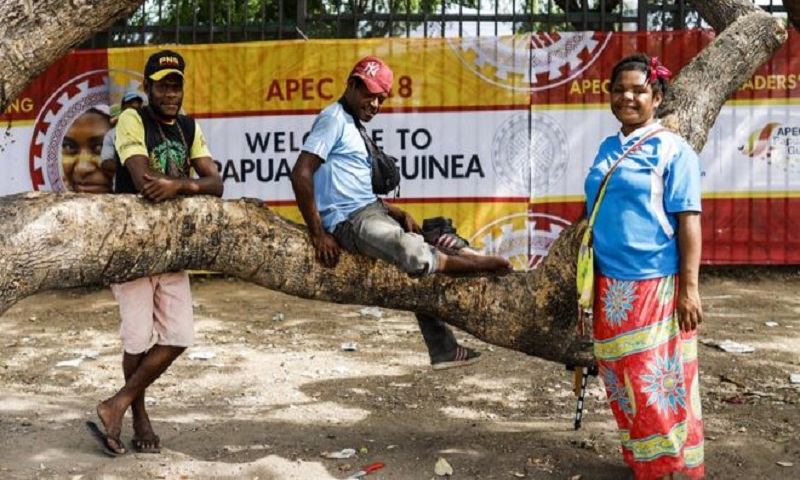 Papua New Guinea: Hosting a regional summit in the least likely of locations