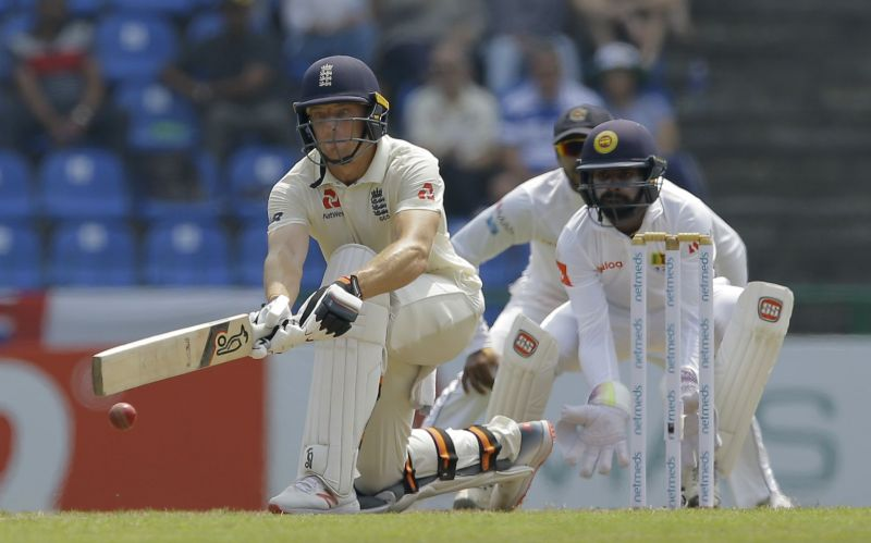 England 120-4 after 1st session, 2nd test against Sri Lanka