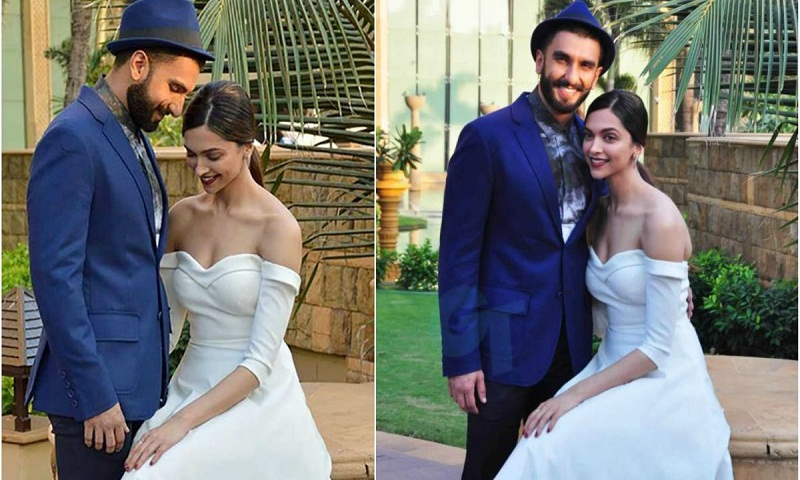 Ranveer Singh and Deepika Padukone's tale of togetherness