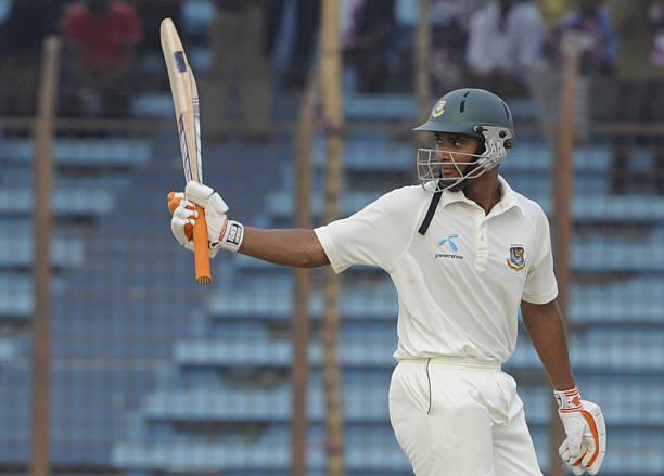 Mahmudullah hits ton, Bangladesh 224/6