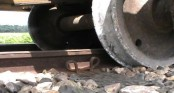 Train derailment in city disrupts rail communication