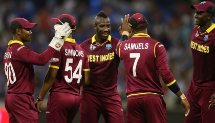 10 West Indies Cricketers Arrive In Bangladesh 2018 11 14