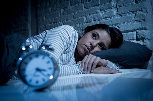 Surgical menopause increases risk of insomnia, says study