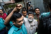 Photographer Shahidul Alam secures bail; no bar to be released