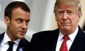 Trump's attack on Macron lacked 'common decency', France says
