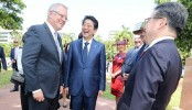 Australia, Japan to deepen defence ties after historic Darwin visit