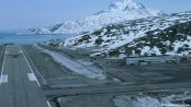 Greenland seeks tourists, investors with new airports