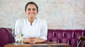 Indian chef cooks her way to a Michelin star