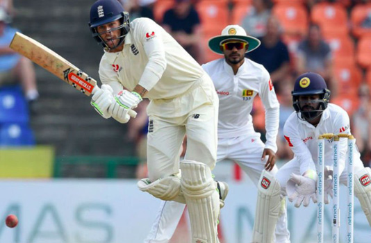England 346 all out, Sri Lanka need 301 to win 2nd Test