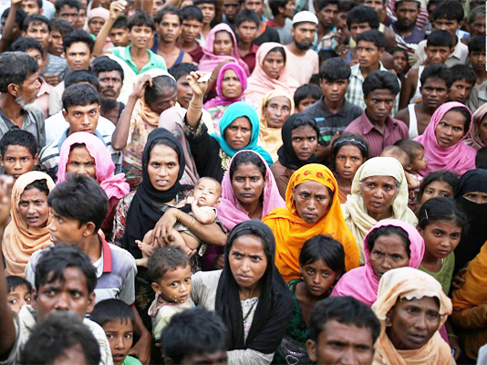 UN resolution strongly condemns Myanmar's rights violation