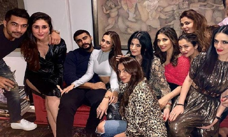 Arjun Kapoor's photo with rumoured girlfriend Malaika Arora screams love