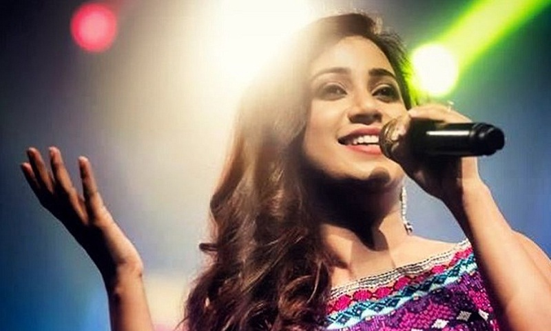 Shreya Ghoshal sings for web series