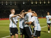 Argentina beat Mexico 2-0 in friendly