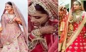 Deepika Padukone, Anushka Sharma's unique Sabyasachi bridal looks