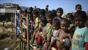 Unicef calls on int'l community to support Rohingya children