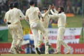 England on the verge of series-clinching win in second Test against Sri Lanka