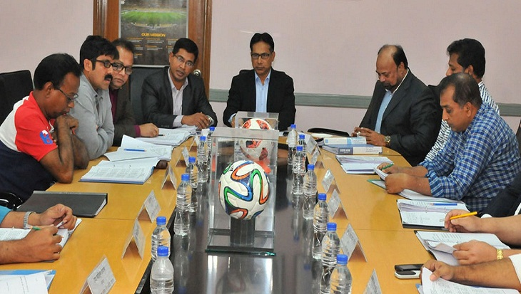 Bangladesh Premier League Football now to begin in January