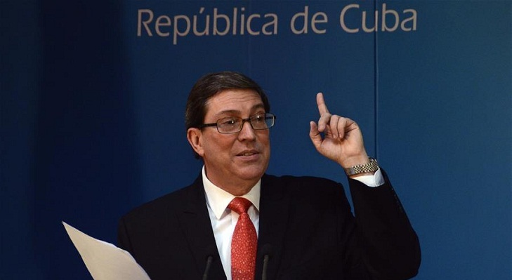Cuba denounces US toughening of embargoes
