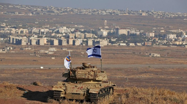 Netanyahu welcomes US vote against UN Golan resolution