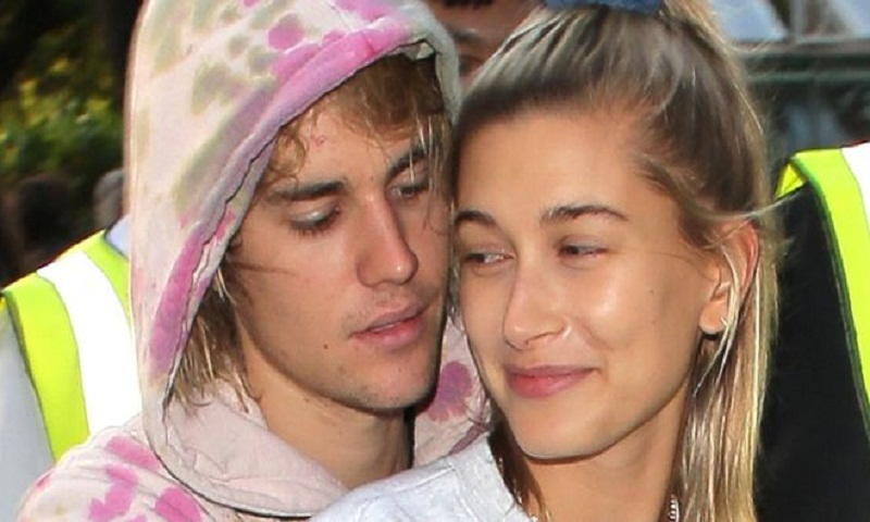 Hailey Baldwin and Justin Bieber appear to confirm marriage