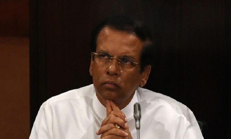 Sri Lanka president seeks talks to end power struggle
