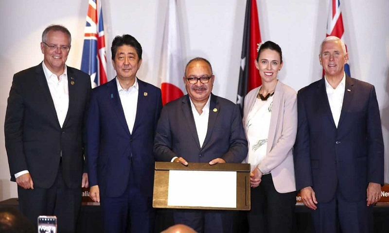US, allies to bring electricity to most of Papua New Guinea
