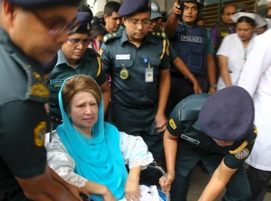 Khaleda files appeal against her conviction in Zia Charitable Trust graft case