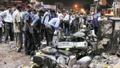 Three killed in blast in India's Punjab state