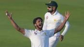 Hasan, Yasir set Pakistan on victory path in first Test