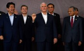 APEC leaders seek unity after US, China spat