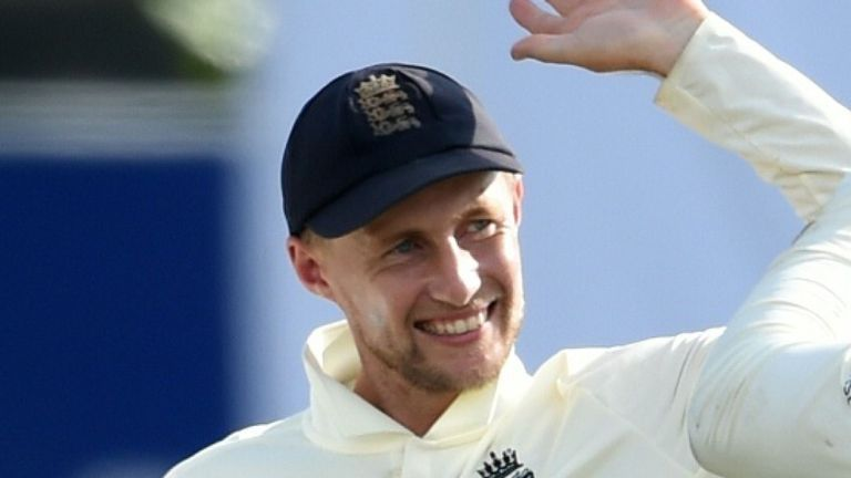 Joe Root targets No 1 Test ranking after England win series in Sri Lanka