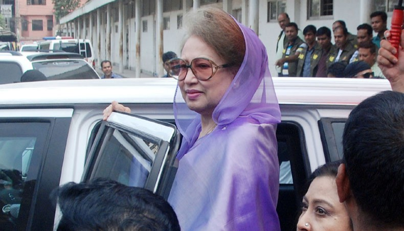 Khaleda seeks stay on HC verdict in Zia Orphanage graft case