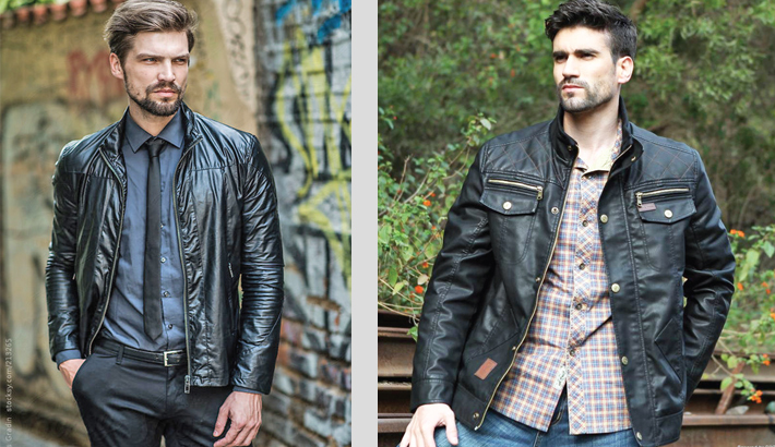 Leather Jacket: The Ultimate Glamour Wear