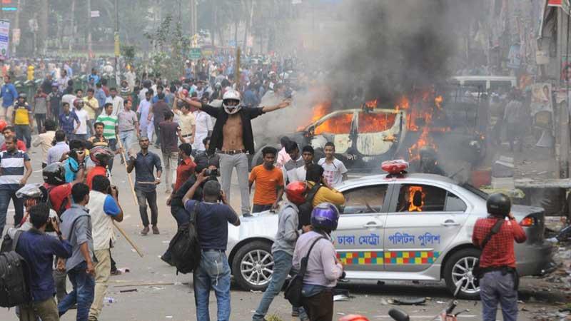 EC receives police report on Nayapaltan violence