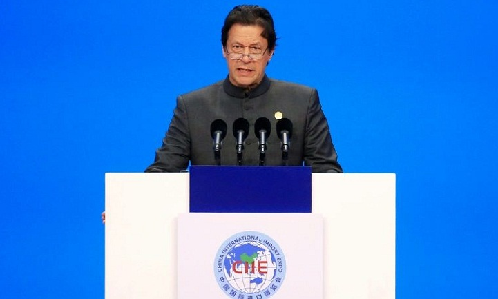 Pakistan PM's defence of the political U-turn sparks mirth