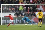 Swiss stun Belgium 5-2 to make Final 4 in Nations League