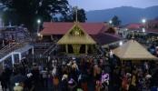 Dozens arrested around flashpoint Indian temple