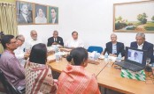 Tarique joins nomination board through videoconferencing on 2nd day