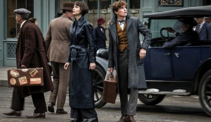 New 'Fantastic Beasts' film casts a winning box-office spell