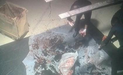 The shocking images of chopping body of Saudi journalist Khashoggi leaked!