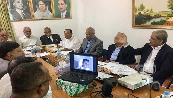 BNP asks aspirants to work together