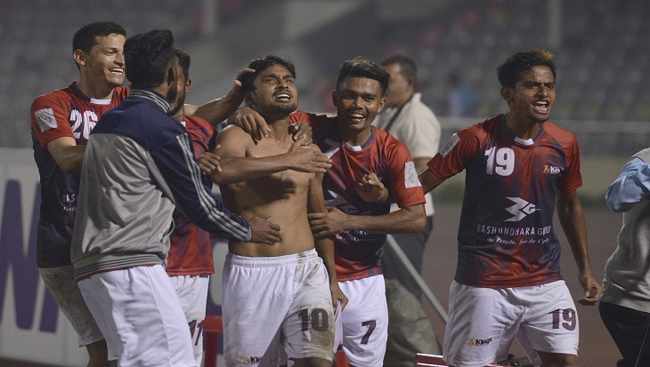 Fed Cup Football: Bashundhara Kings storm final eliminating Sheikh Russel